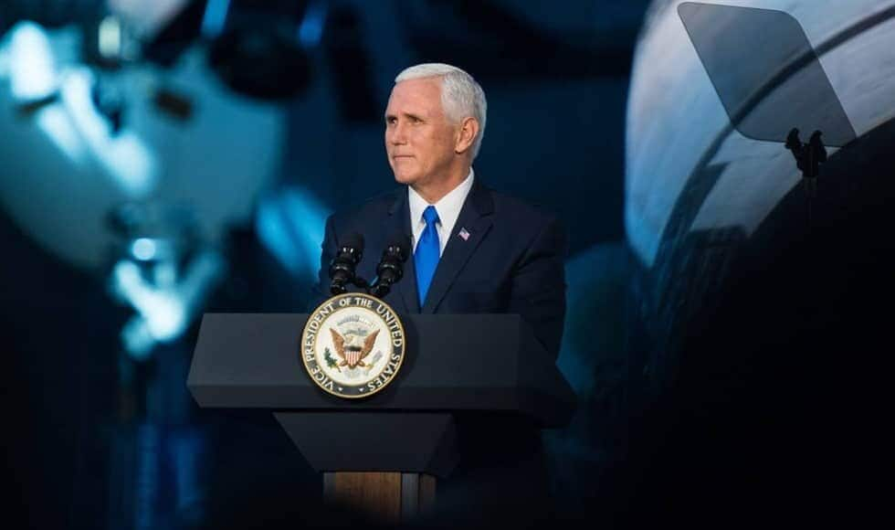 mike pence wlc