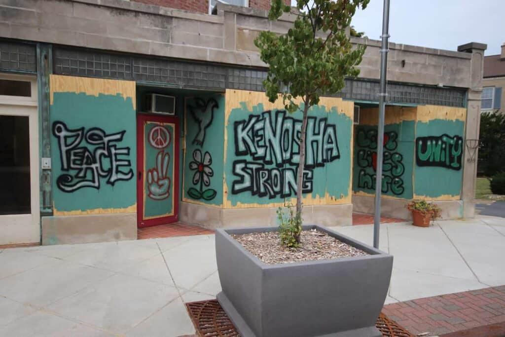 Kenosha murals