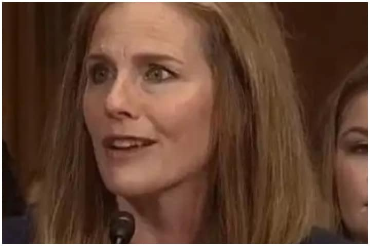Trump selects Amy Coney Barrett to replace Ruth Bader Ginsburg on U.S. Supreme Court bench