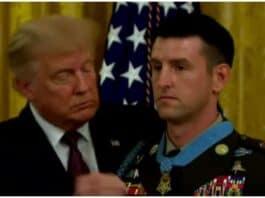 thomas payne medal of honor