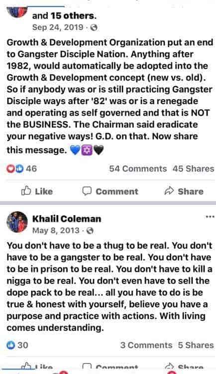 Khalil coleman