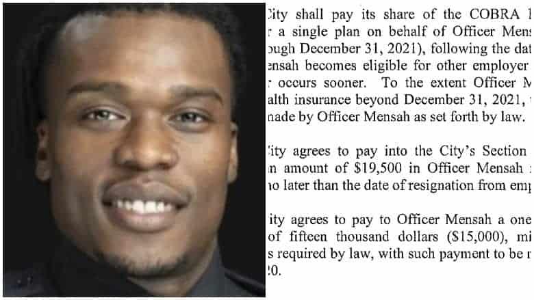 joseph mensah severance agreement wauwatosa