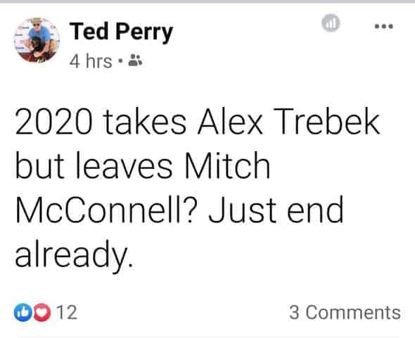 Ted perry mcconnell