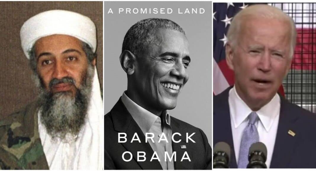 Obama Book Bin Laden