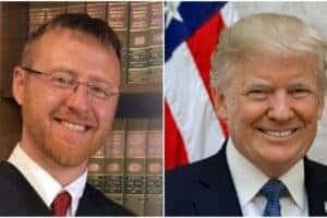 Hagedorn trump lawsuit