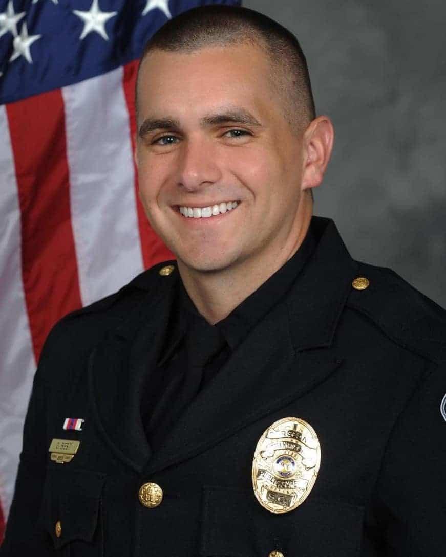 Sergeant gordon william best   north myrtle beach department of public safety, south carolina