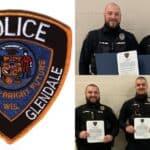 Glendale police award