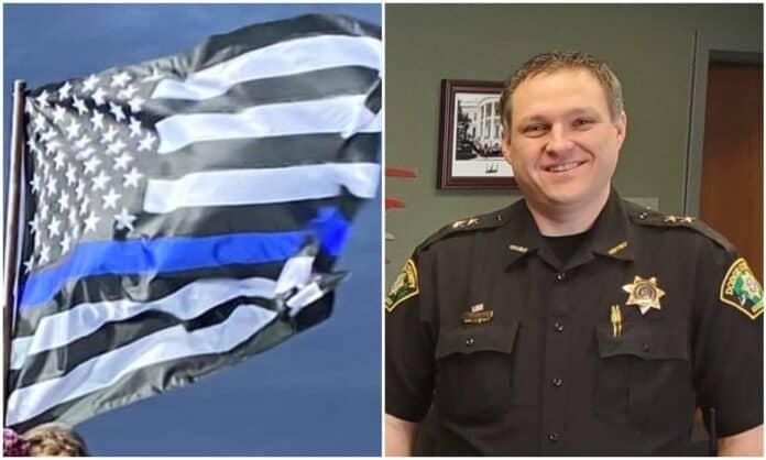 Sheriff Thin Blue Line