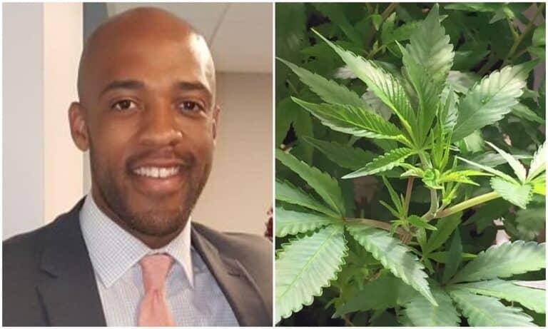 """I'm Being Blunt"": Wisconsin Lt. Gov. Barnes Uses Puns to Push Marijuana Legalization"