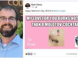 Ryan Clancy Molotov Cocktail
