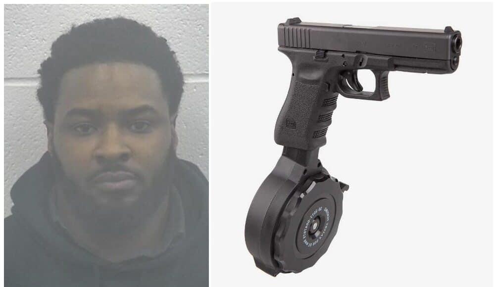 Khalil Coleman Arrested
