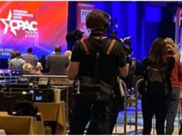 Coverage of CPAC 2021
