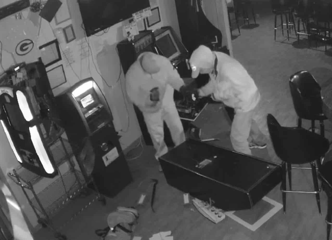 Cz's bushville lanes burglars