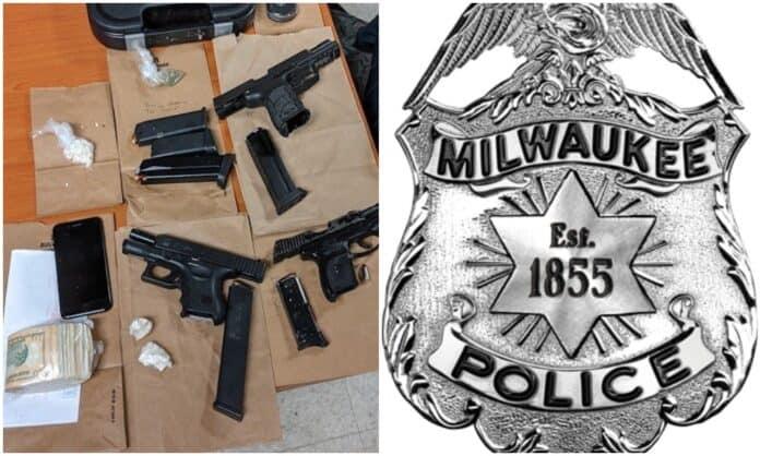 Milwaukee Police Shut Down Drug House