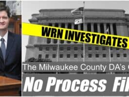 Milwaukee County DA John Chisholm refused