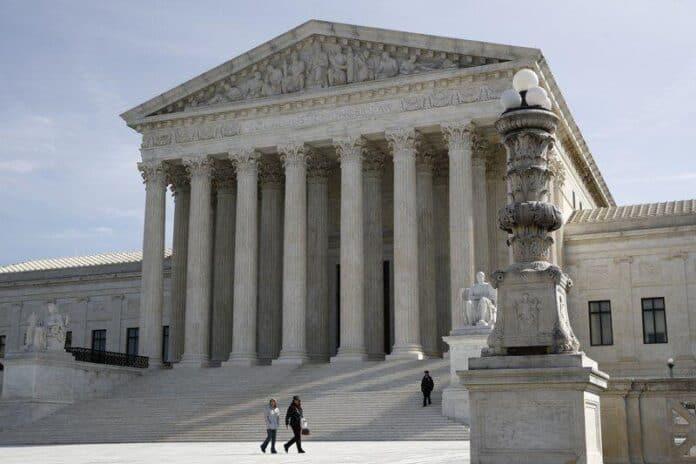Poll U.S. Supreme Court