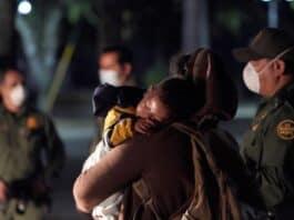 Illegal Immigrants Crossed