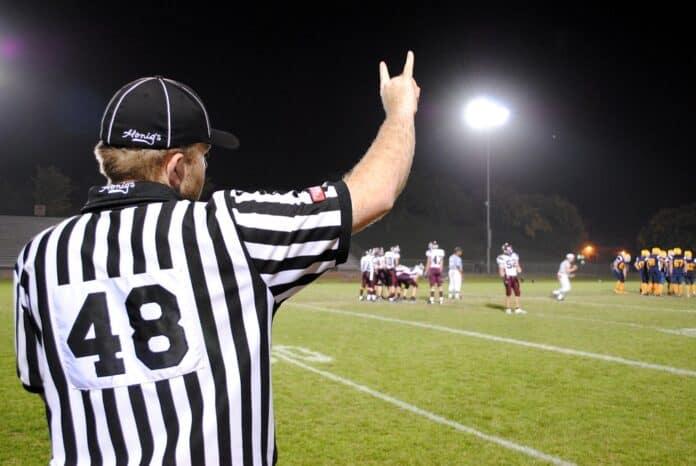 Referee Harassment Law
