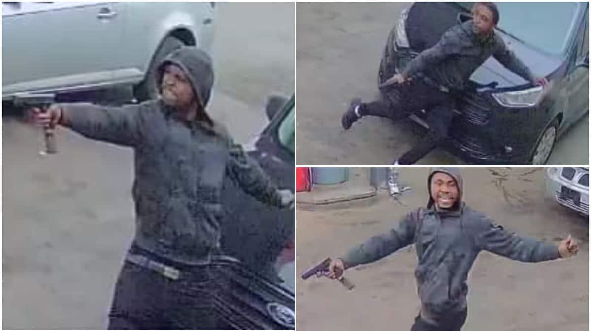 Milwaukee Shooting Suspect