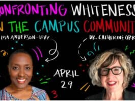 confronting whiteness
