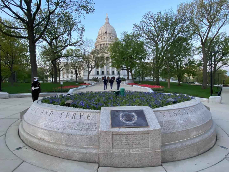 Wisconsin law enforcement memorial