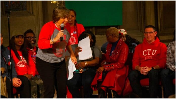 Teachers Union Gave $20 million