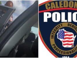 Caledonia Police Video