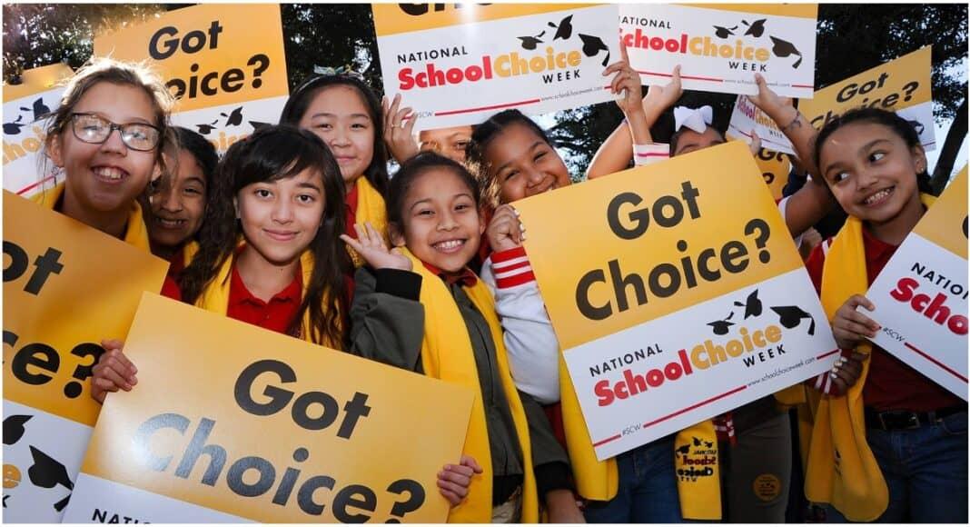 Milwaukee school choice