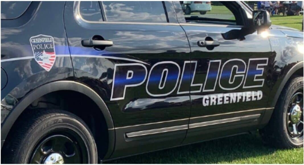 Greenfield police shooting