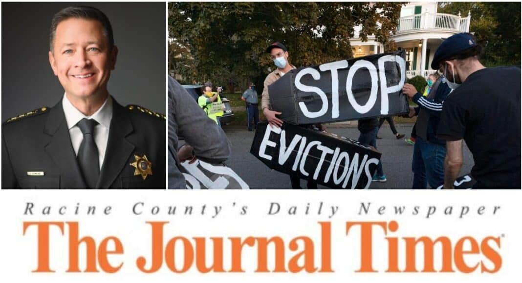 Racine sheriff eviction