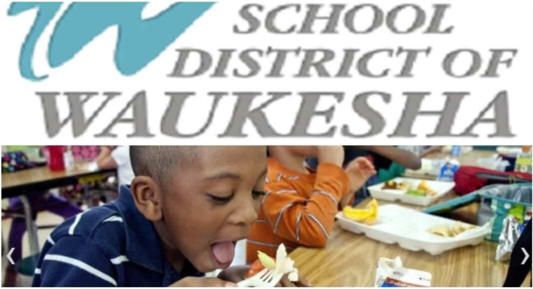 Waukesha school lunch