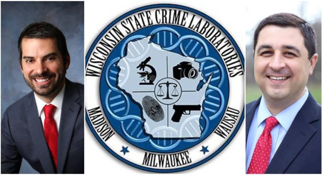 Eric toney crime lab