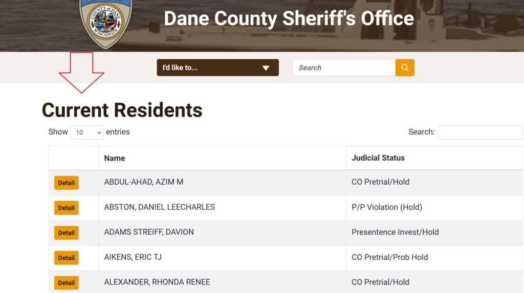 Sheriff kalvin barrett
