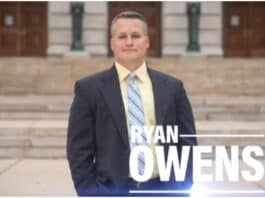 Ryan Owens Drops Out