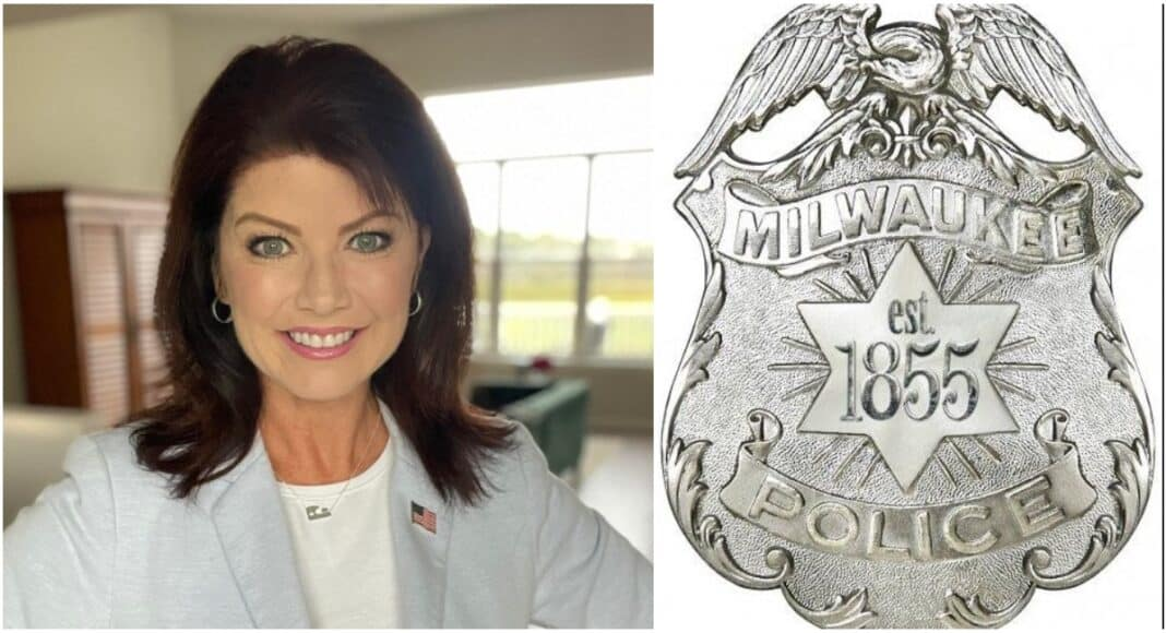 Milwaukee police association endorses kleefisch