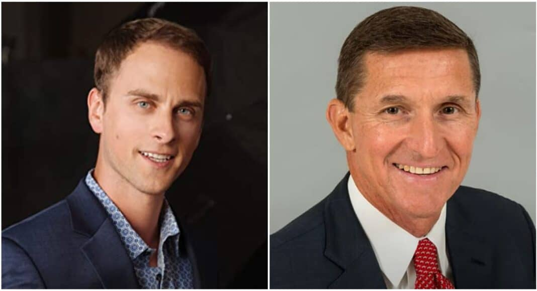 Flynn endorses wichmann