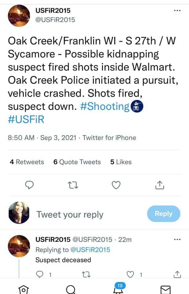 Franklin walmart shooting